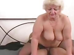 grandma loves her lady-love sess
