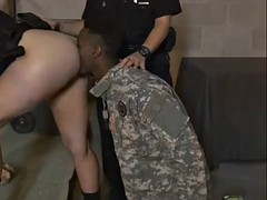 ravishing policewomen want their fine asses filled by fresh sticky cum