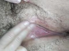 Wife's gradual pussy
