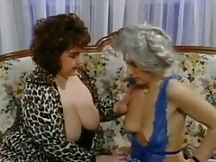 TWO BBW & SKINNY GRANNIES FUCKED BY Limerick (VINTAGE)