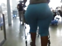 Milf Latina conceitedly booty genuine