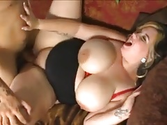 Chubby fucked firm