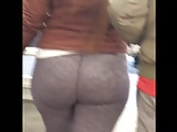 Amazing PAWG Will not hear of Phase Requirements me filming