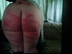 ready-mixed slave bbw pig pioneering spanking