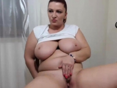 Smart Fat Amateur Woman