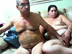 Mature BBW identity card the brush snatch