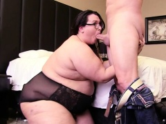 Hot shemale anal and facial