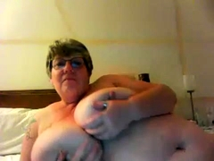 Mature BBW without equal on webcam