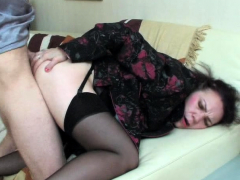 Bbw buxom fat chubby gradual milf mom mother old old
