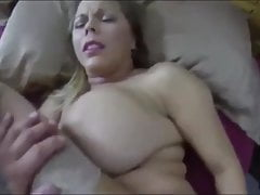 Shameless Amateurish BBW Wife WIth Boss Out of reach of Business Trip