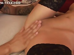 Crazy pornstar Leanna Sweet at hand hottest hd, creampie sex video