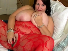 Fat busty moms scurrility show