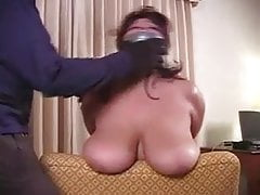Elane Hershey bound and gagged and fucked 1