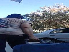 BBW MILF big pain in the neck - mama sharmouta
