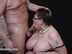 Busty Honoured does her big cock porn put in