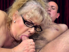 Order about granny loves cock