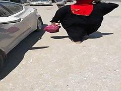 Hijab big ass matriarch