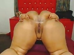 Monster booty bbw