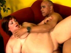 Fat bimbo fucked