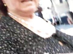 Romanian Granny Upskirt 00267