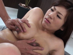 Order about housewife, Satomi Katayama got nailed, uncensored