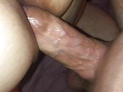 Mature BBW wet pussy