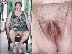 Married GILF suking at bottom and being fucked by a fleeting ancient cock