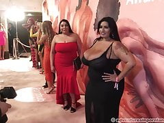 Pornhub Awards 2019 - Peppery rake over the coals part 1