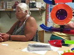 Huge Butt Granny Librarian