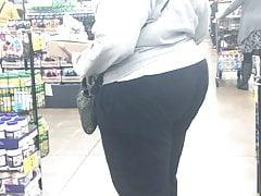 Big Ass nigh sweats walking 3