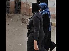 BBW Hijab mummy