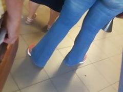 MULATA RABUDONA GG jeans colado fila 3