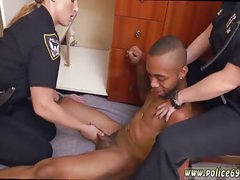 Black granny big pest and casting hd Black Male squatting