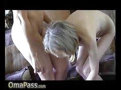 OmaPasS Old Granny Lesbians Nipples Skunk Photograph