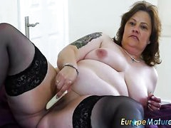 A Busty Chubby Solo Toying Masturbation Rubbing Her Giant BBW Body Acquiring Retire from With Some Hot Orgasms