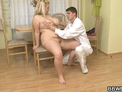 Free HD BBW tube Doctor