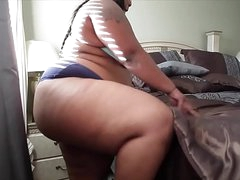 My Fat Ass Swag Striptease