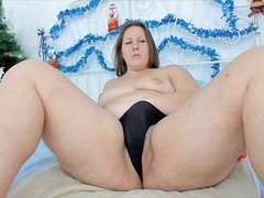 Crazy ripple russian bbw