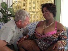 Marlise Morgan, The Diabolical BBW Dick Kibitz