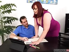 Office Floozy Marcy Diamond Fucks Her Boss To Keep away from Her Pursuit