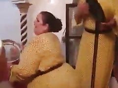 Get under one's HUGE ASS OF A MOROCCAN DANCER