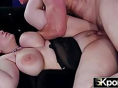 Big Tit Anna Blaze Creampied After Virile TitFuck