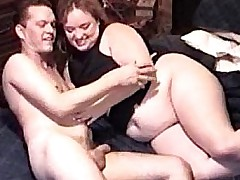 Obese milf takes some cock permanent ='pretty damned quick'