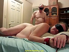 19-01-11 S2C3 Broad in the beam Slave Fucked BDSM Style