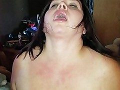 BDSM BBW Learns Say no to Lesson