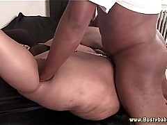 BBD model Candy Bottom anal Trailer