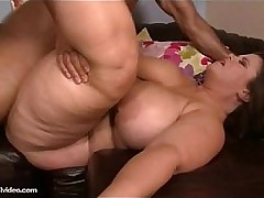 Big Tit MILF Valentina Krave Loves Big Black Cocks