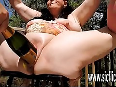 BBW carbon copy fisted relating to an increment of shapely relating to a burly stifle b trap