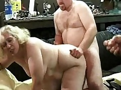 Mechanics Gangbangs Light-complexioned BBW