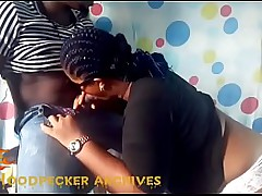 Lovely chubby south African lady fucked part 2